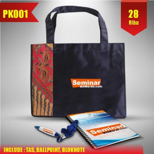 Aprilian Tas Paket Seminar Kit Murah PK001