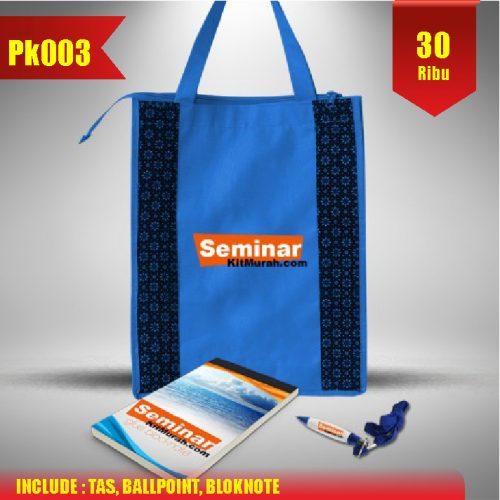 Aprilian Tas Paket Seminar Kit Murah PK003a