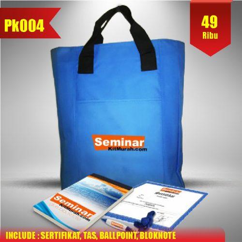 Aprilian Tas Paket Seminar Kit Murah PK004