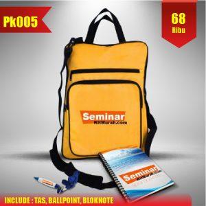 Aprilian Tas Paket Seminar Kit Murah PK005