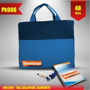 Aprilian Tas Paket Seminar Kit Murah PK006