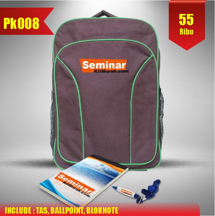 Aprilian Tas pesan paket seminar kit murah jogja pk008
