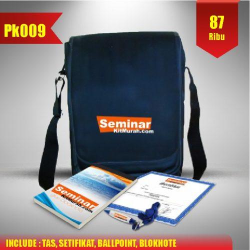 Aprilian Tas Paket Seminar Kit Murah PK009