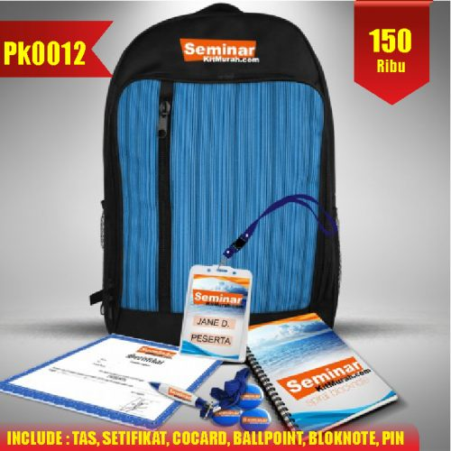 Aprilian Tas Paket Seminar Kit Murah PK012a