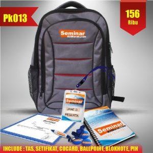 Aprilian Tas Paket Seminar Kit Murah PK013