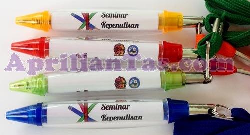 Pulpen seminar kit murah