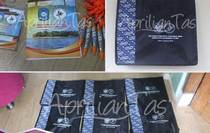 Tas Seminar Pesanan Bimtek Halmahera Utara Maluku Utara Terima Kasih Kepada Bapak Darius dari Bimtek Halmahera Utara, Maluku Utara yang telah mempercayakan pemesanan tas seminar model Tas Seminar JB405kepada kami. jika anda ingin model tas yang serupa bisa langsung menghubungi kami di0857258 258 25(Telp. / WA | Fast Response). atau anda bisa mememesan tas seminar […]