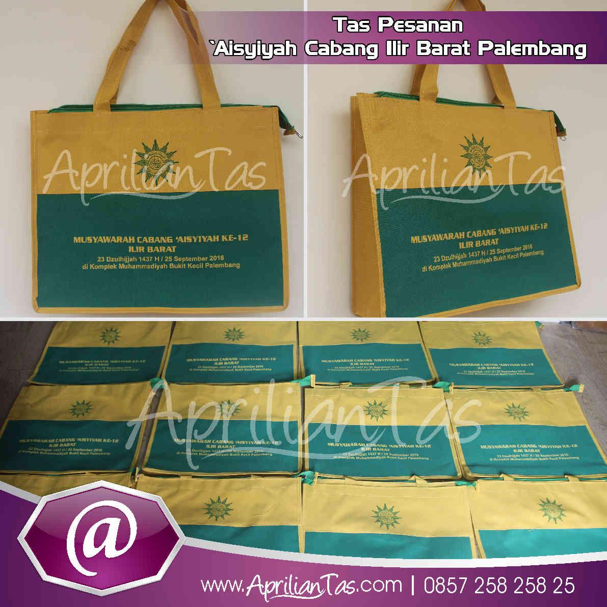 Tas Seminar Pesanan 'Aisyiyah Ilir Barat Palembang