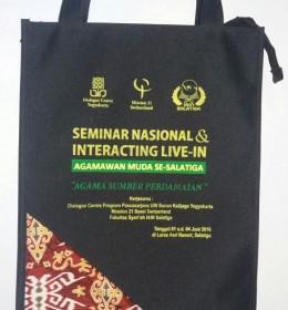 Pengrajin Tas seminar Purwokerto Murah (2)