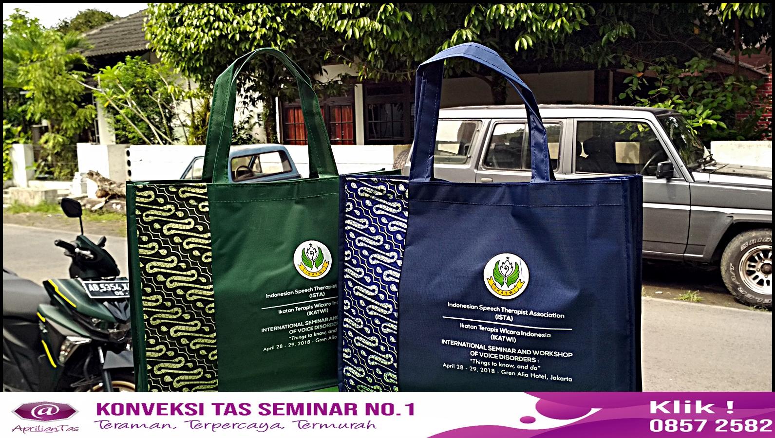 Pesan Tas Seminar Bandung Harga Hemat di Maklon Tas No 1  pabrik tas jakarta,pabrik tas seminar,paket seminar kit,produsen tas,