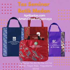 tas seminar batik medan