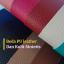Beda PU leather dan Kulit Sintetis