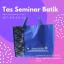 Tas Seminar Batik, Souvenir Terbaik Untuk Seminar