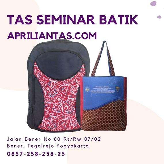 pabrik tas seminar batik