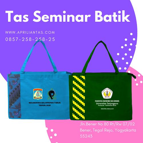 tas seminar batik jogja