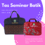 Tas Seminar Batik Laptop, Berikut Tempat Pesannya
