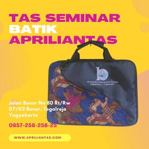 tas seminar batik murah jakarta