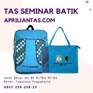 tas seminar kit batik