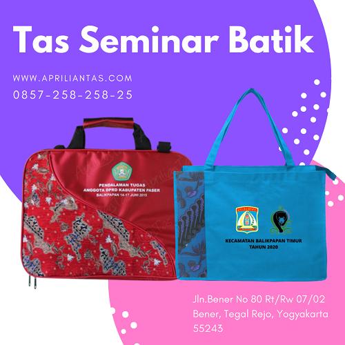 tas seminar kit batik surabaya