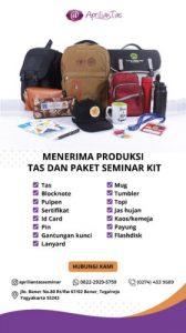 seminar kit murah