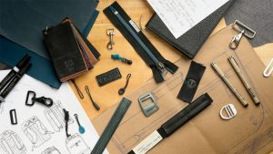 Pembuatan Pola pembuatan tas